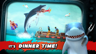 Screenshot #9 for Hungry Shark Evolution