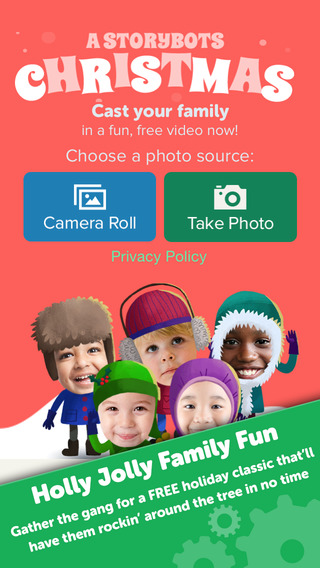 Christmas: Starring You by StoryBots — Fun Free Personalized Holiday Caroling Video for Kids Parents