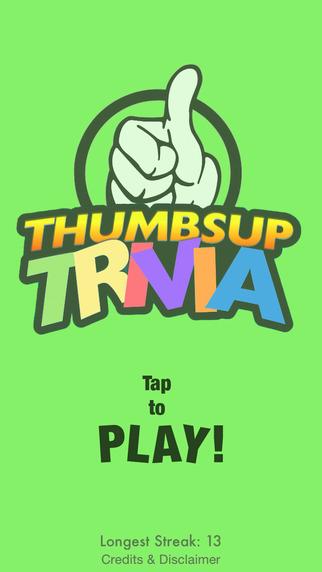 Thumbs Up Trivia