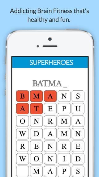 WordBender - Free Word Search Game