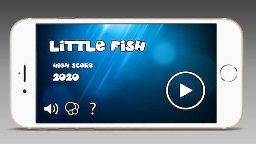 Little Fish: Addictive Obstacles Game