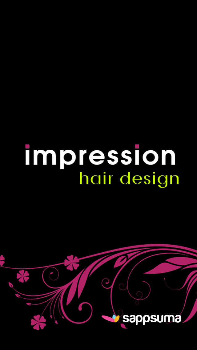 App shopper impression hair lifestyle for Adonia beauty salon