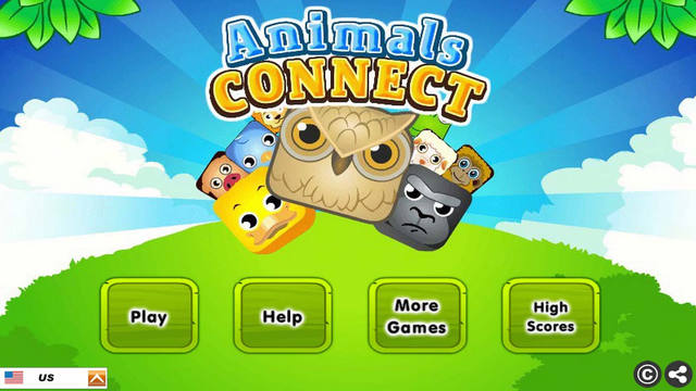 Animals Connect Fun