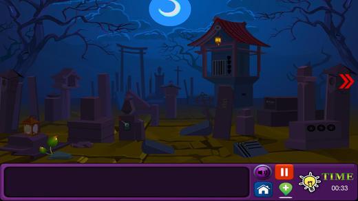 【Free Escape】Escape Graveyard - Can You Escape Before Dawn? Screen520x924