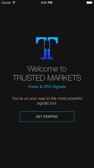 Trusted Forex CFD Signals