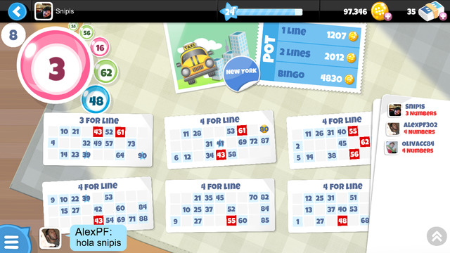 Loco Bingo 90 - FREE BINGO CASINO