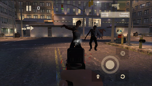 3D Zombie Slayer Survival HD Full Version