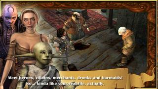 Screenshot #7 for The Bard's Tale