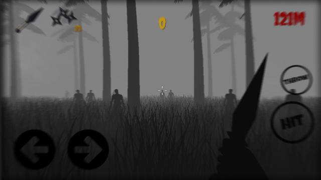 Samurai Ninja vs Zombies Apocalypse - 3D Ronin Sensei Worrior Survival 2015
