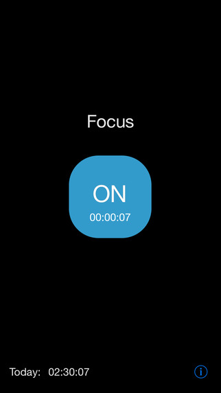 Focus On - Your Productivity Timer