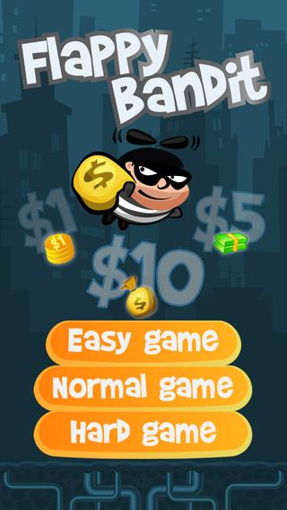 Flappy Bandit