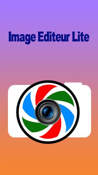 Image Editeur Lite