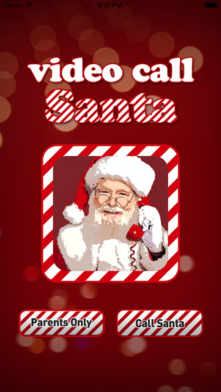 Video Call Santa - Kids Video Call Santa Claus Parents find out their Christmas Wish