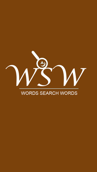 Words Search Words