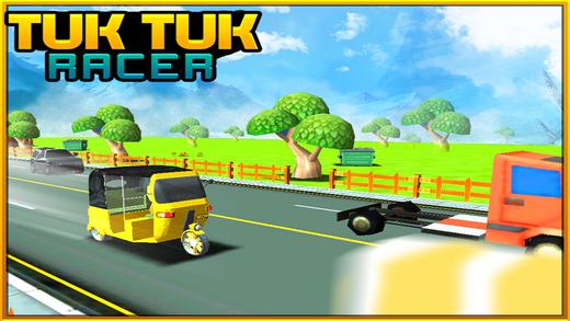 Tuk Tuk Racer