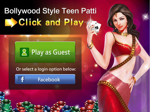 Teen Patti - Bollywood 3 Poker HD