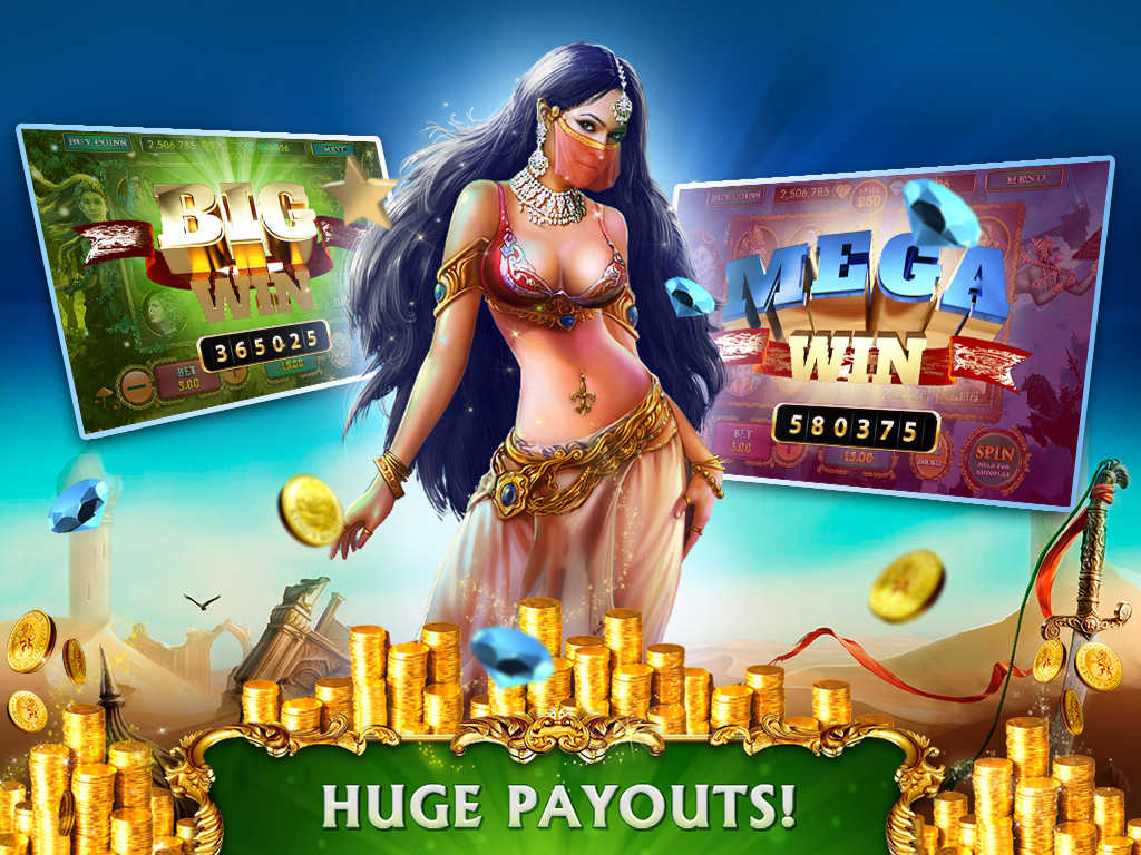 play slots journey online