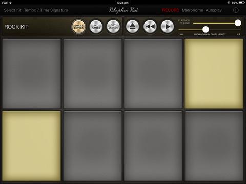 Rhythm Pad (Drums/Drum Pad) – 音乐鼓板[iOS]丨反斗限免