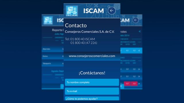 ISCAM