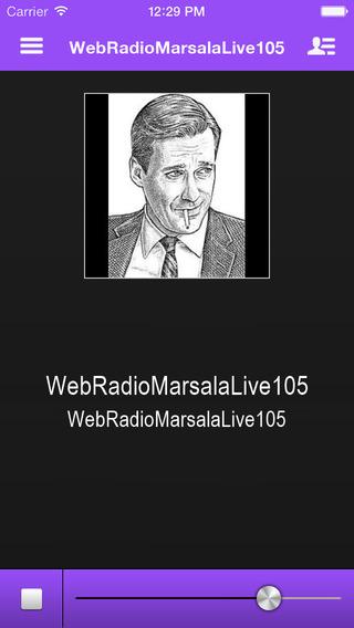 WebRadioMarsalaLive105