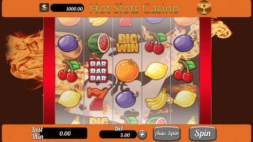 Hot Casino Pro - win progressive chips with lucky 777 bonus Jackpot