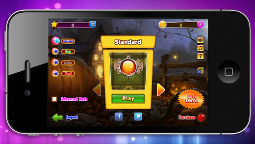 Bingo Pumpkin Free