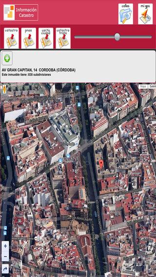 Catastro España Información