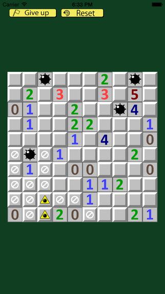 Unopenable Minesweeper
