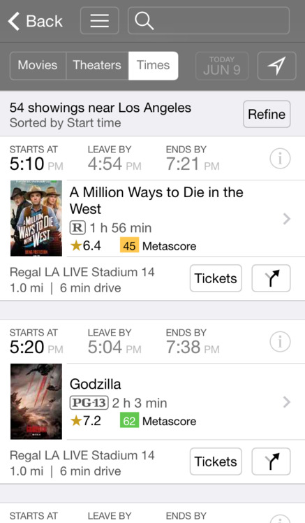 IMDb Movies & TV - iPhone Mobile Analytics and App Store Data