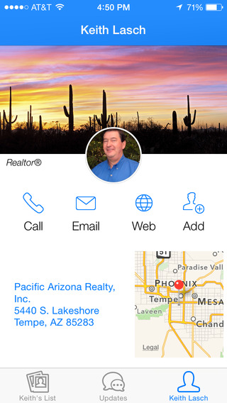 Keith Lasch - Pacific AZ Realty