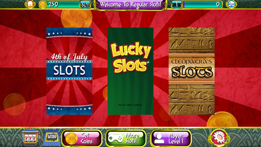 Awesome Easy Regular Slots to Play And Win Coins