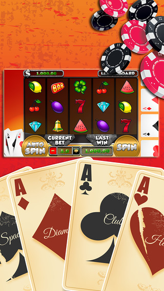Ace Of Spades Water Scuba Palo Blast Slots Machines - FREE Las Vegas Casino Games