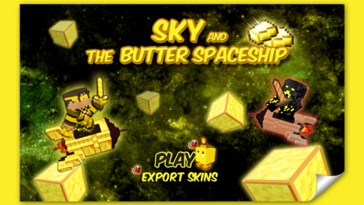Sky the Butter Spaceship Lite