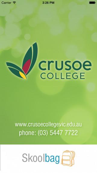 Crusoe College - Skoolbag
