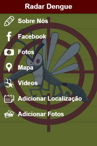 Radar Dengue screenshot 2