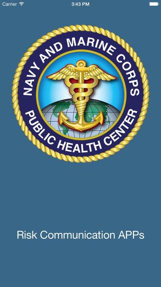 NMCPHC Risk Communication APPs