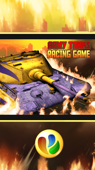 Army Tanks Racing Game
