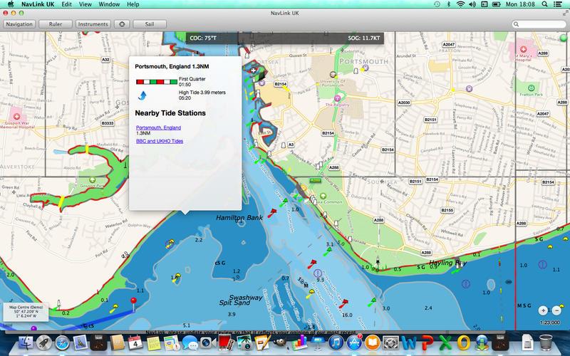 NavLink UK for Mac