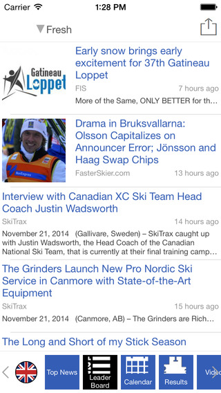 XC Ski News - All the news about cross country ski and other winter sports