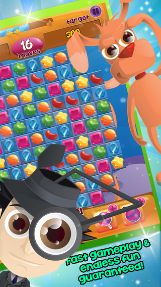 Candy Code - Inspector Gadget Version