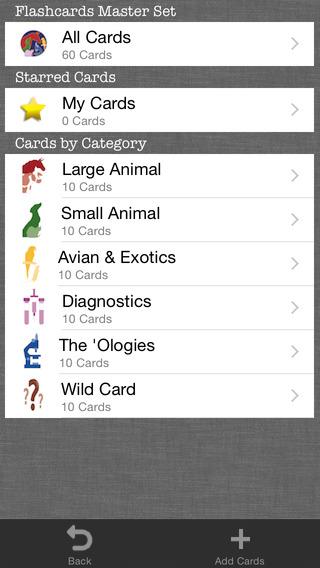 Veterinary Board Exam Review iPhone Screenshot 4