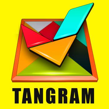 Tangram Puzzles Free LOGO-APP點子