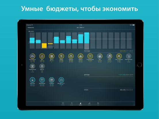 Money Pro - Бюджеты, Счета, Платежи Screenshot