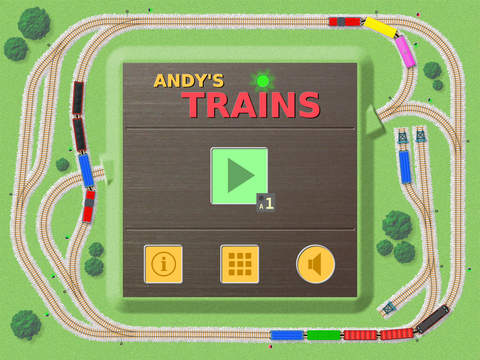 Andy's Trains