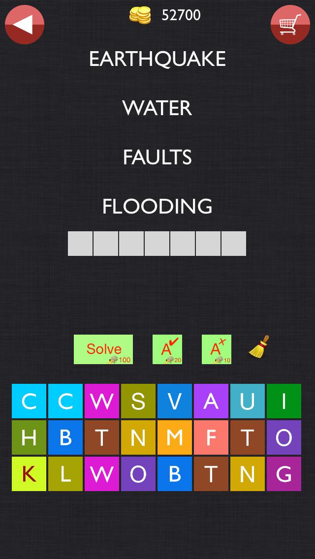 4 Clues screenshot 3