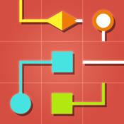 色彩管道工 – 密码连线 Puzzle Lines [iOS]
