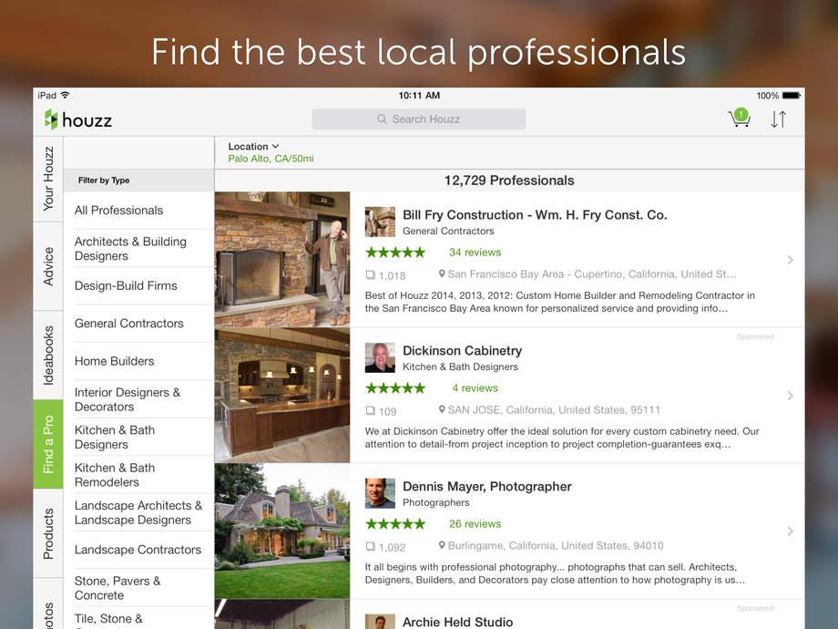 Houzz Interior Design Ideas Ios Store Store Top Apps
