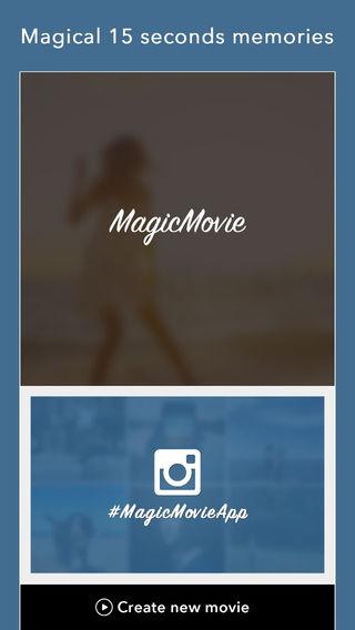 MagicMovie for Instagram
