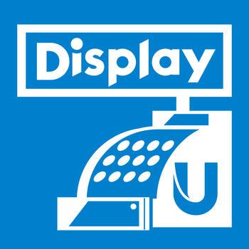 USEN Register(Uレジ) Display 商業 App LOGO-硬是要APP