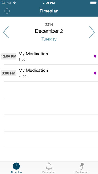 Medication Alarm